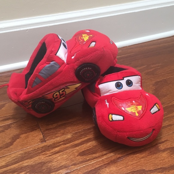 Shoes | Lightning Mcqueen Slippers